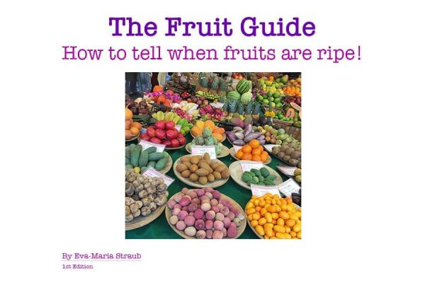 Fruit Guide Cover (horizontal)