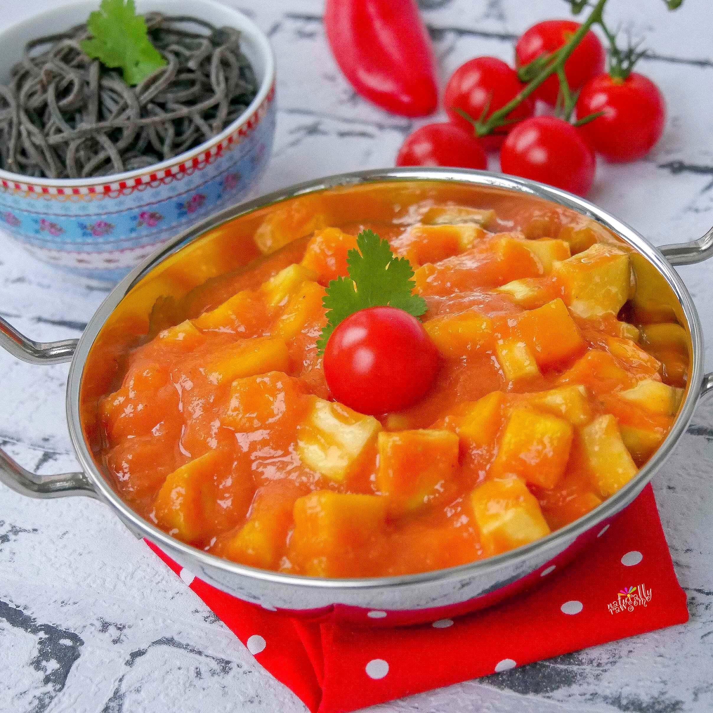 Tomango Curry